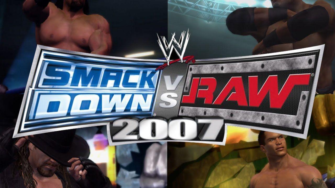wwe smackdown vs raw play online free