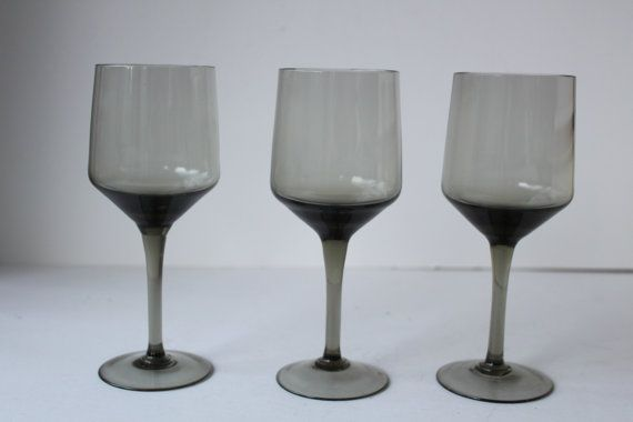 Your Place To Buy And Sell All Things Handmade Mid Century Modern Wine Glasses Scandanavian Design