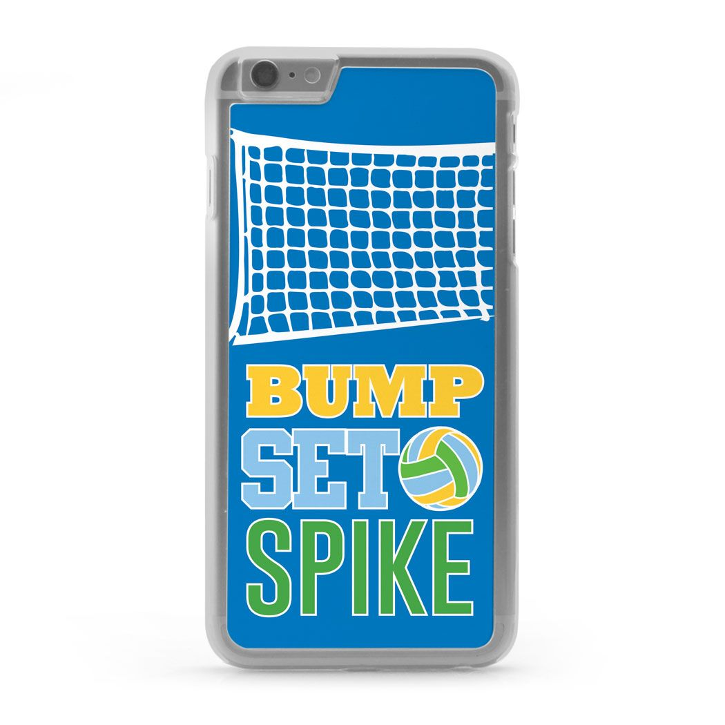 Volleyball Iphone Case Bump Set Spike With Net Iphone Iphone Cases Iphone Iphone Models