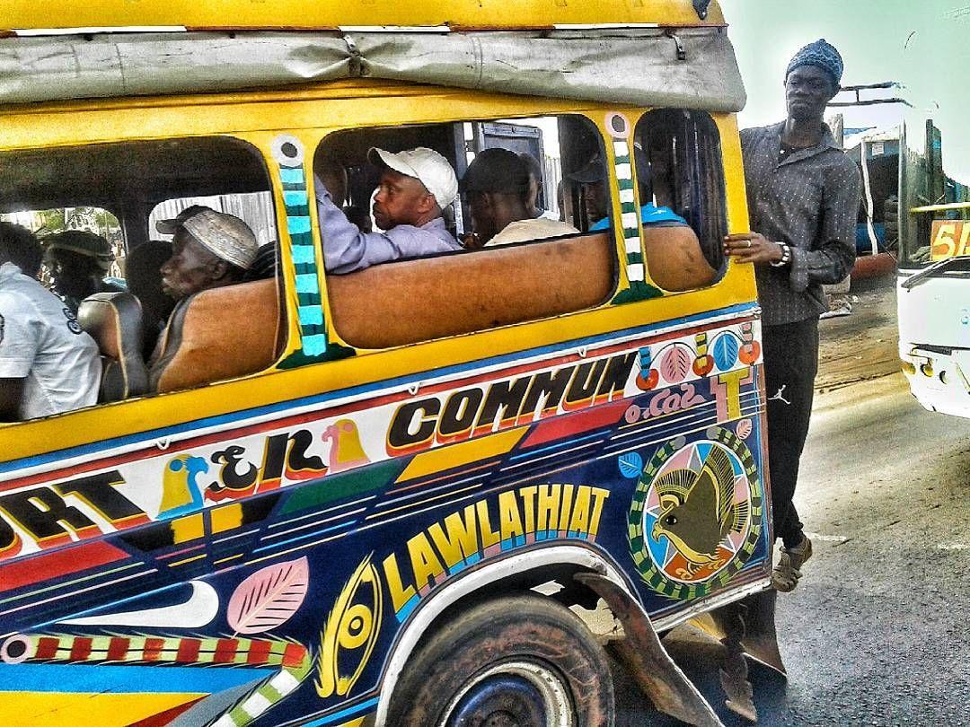 Identity of Dakar Car Rapid Made in Senegal dakar
