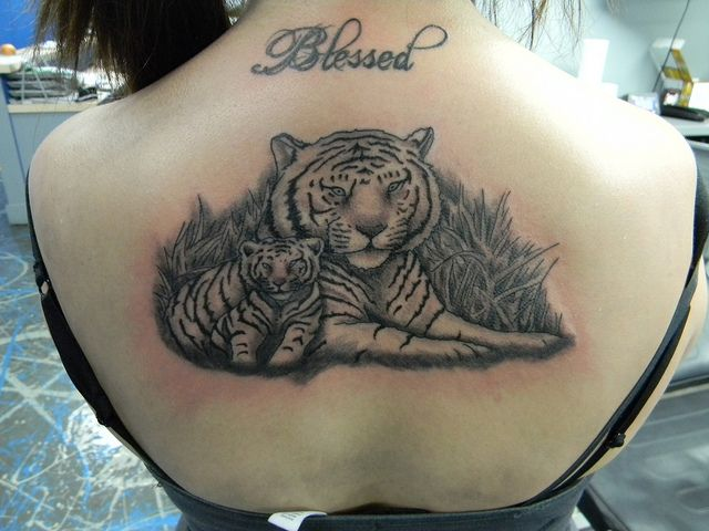 Tiger Tattoo Tiger Tattoo Design Tattoo Designs For Women Tiger Tattoo