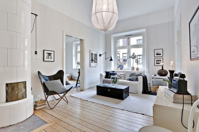 Les petites surfaces du jour  un plan en longueur (PLANETE DECO a - Plan Maison En Longueur