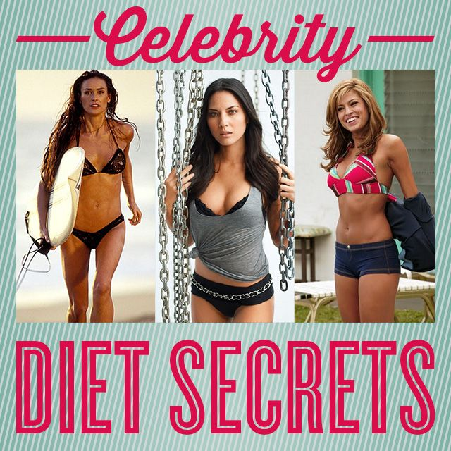 Celebrity fast weight loss secrets