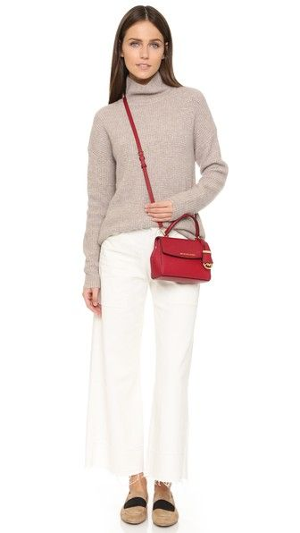 233f7c047feca MICHAEL Michael Kors Ava Extra Small Cross Body Bag