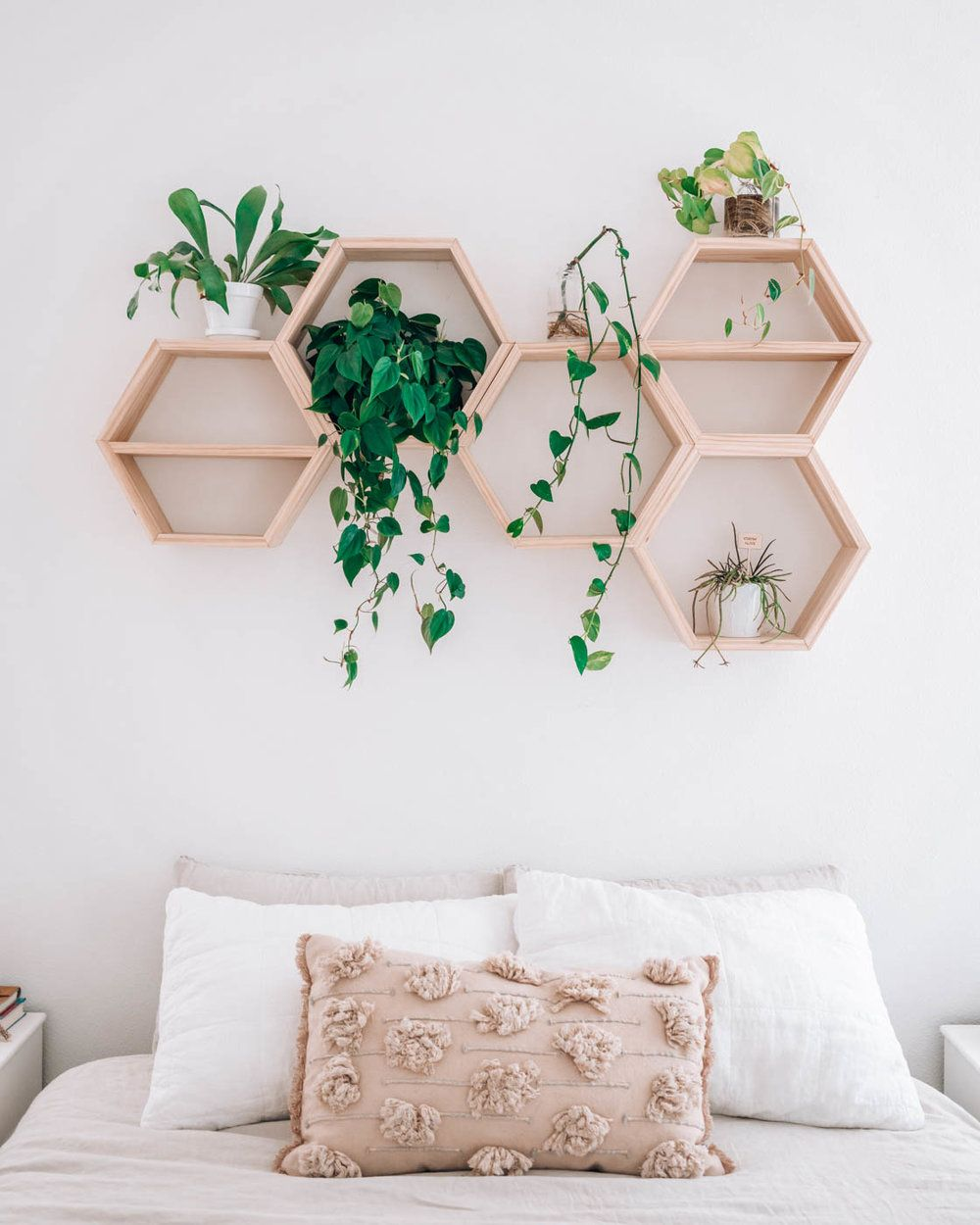 The Om Home: Our Modern + Minimal Master Bedroom — Om & The City #bedroom