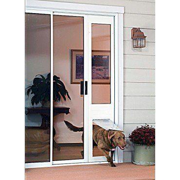 Patio Pacific Endura Flap Thermo Panel 3e Sliding Door Pet Door