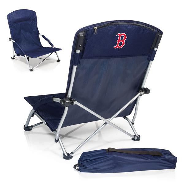 Boston Red Sox Digital Print Tranquility Chair Navy