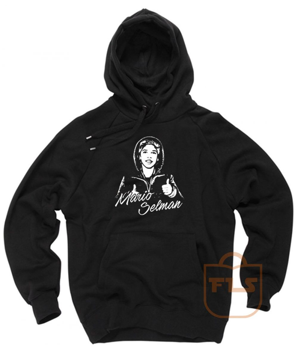 Mario Selman Pullover Hoodie - Price   32.00 - Ferolos.com   cheapgraphictees  awesometees 68468f264
