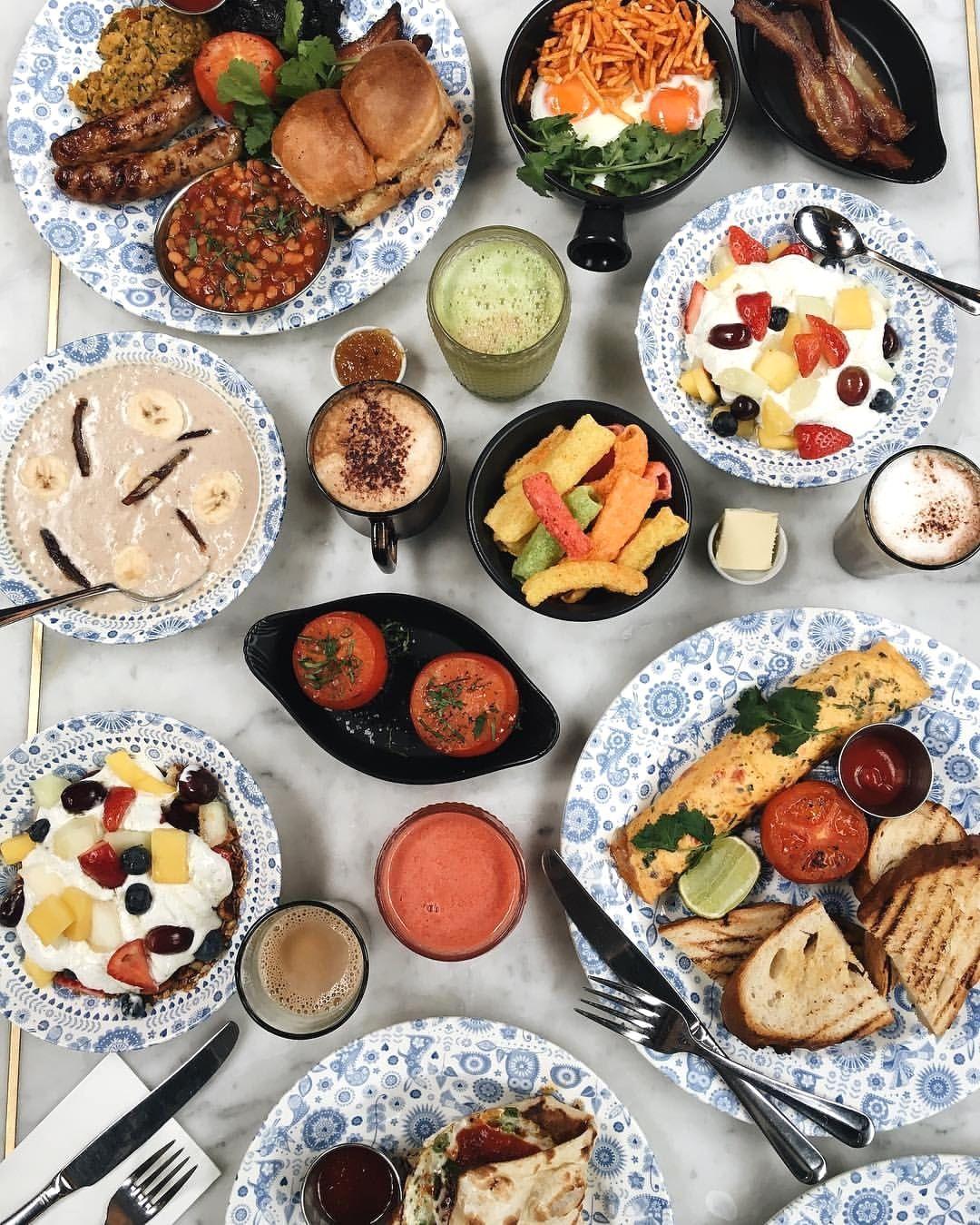 All I Want For Breakfast Flashback To This Feast With Taramilktea Food Homemade Recipes Health Breakfast