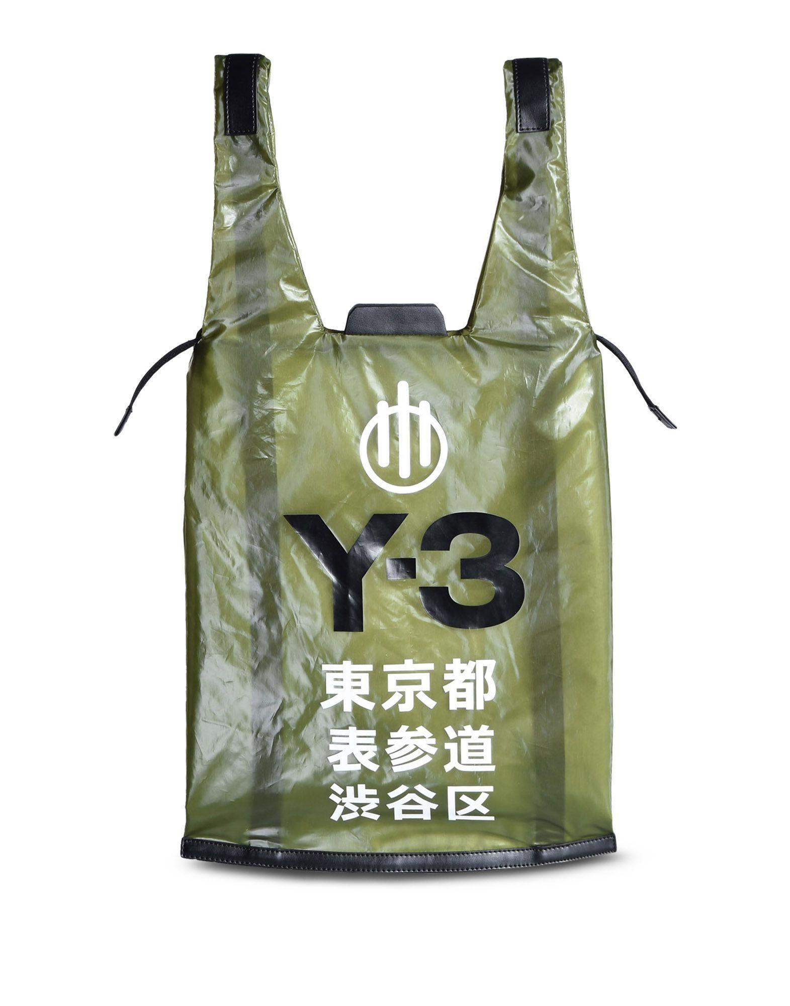 6ccec6b617328 Y-3 OMOTESANDO SHOPPER BAG BAGS unisex Y-3 adidas