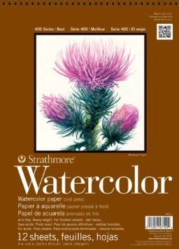 Amazon Com Watercolor Paper Block Pads 11 Inch X15 Inch Home