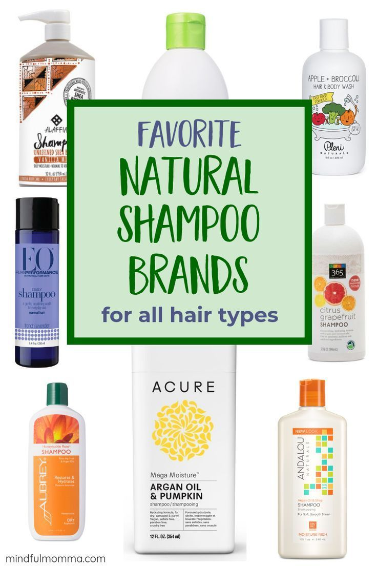 Best Non Toxic Shampoo Brands For Everyone In The Family ...