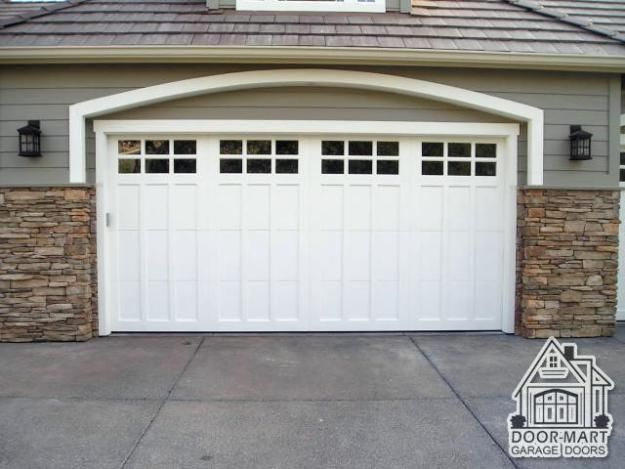 Door Configuration For Double Car Garage Ideas For Garage Pinterest Garage