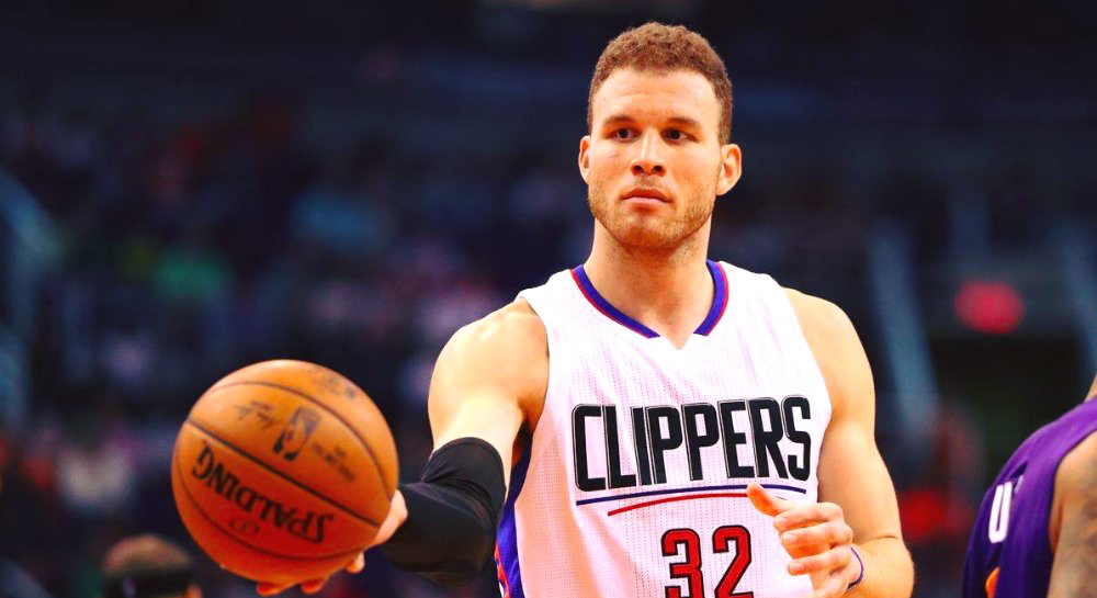 Pin By Michaela Eyler On Blake Griffin Blake Griffin La Clippers Nba Players