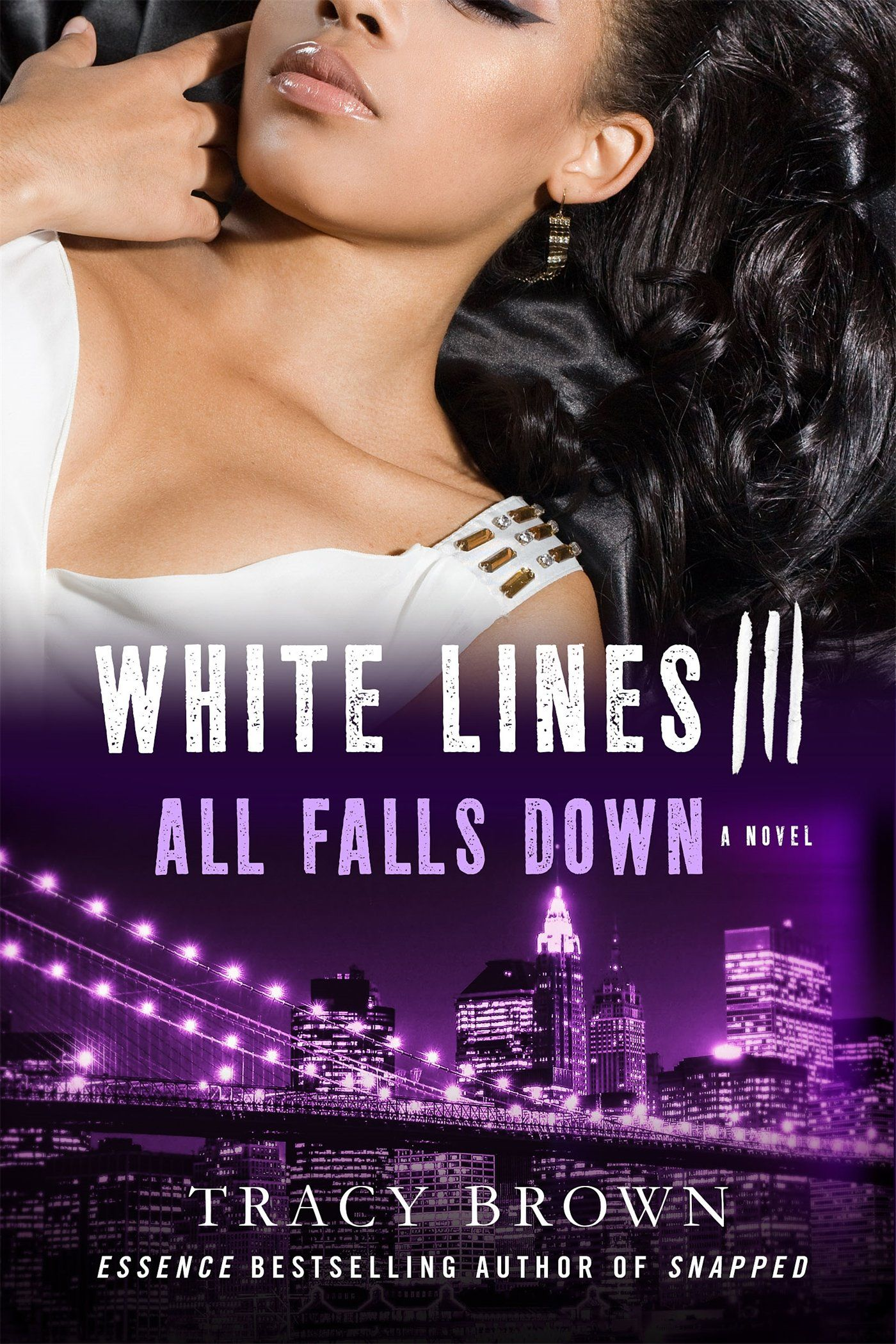 The ultimate love story forged on the gritty streets of New York began with White  Lines, and now, in this stunning conclusion, Jada and Born come full ...