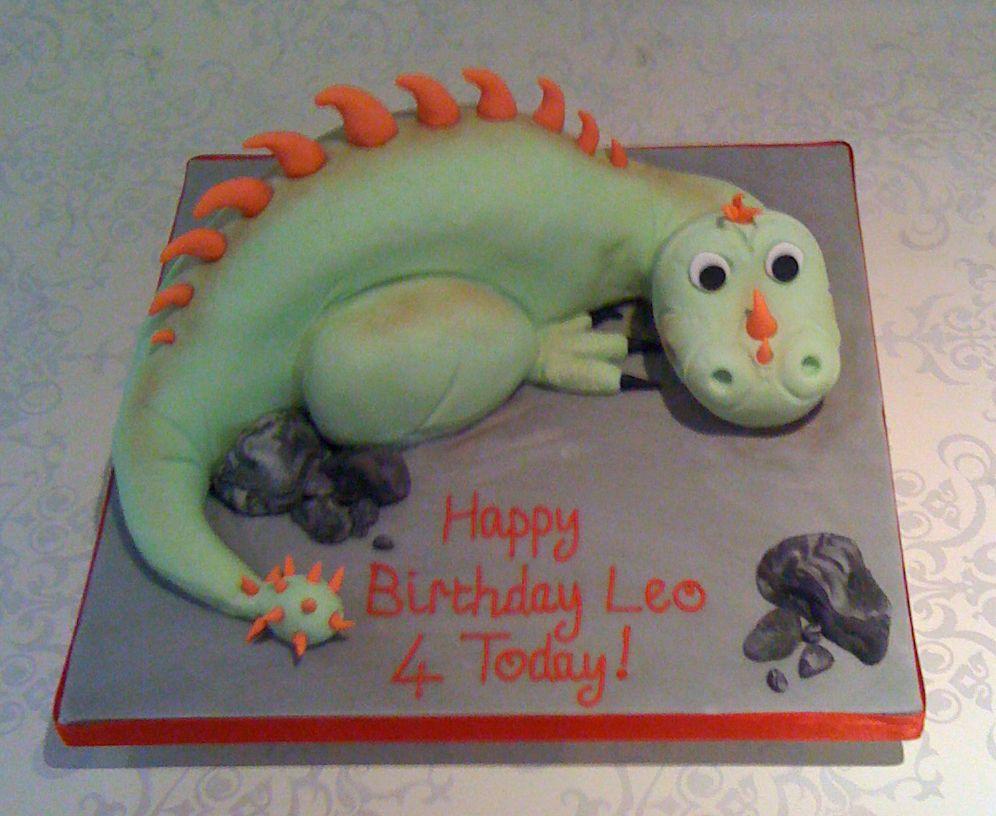 Dinosaur Birthday Cakes In Somerset Dorset And Devon Cakes