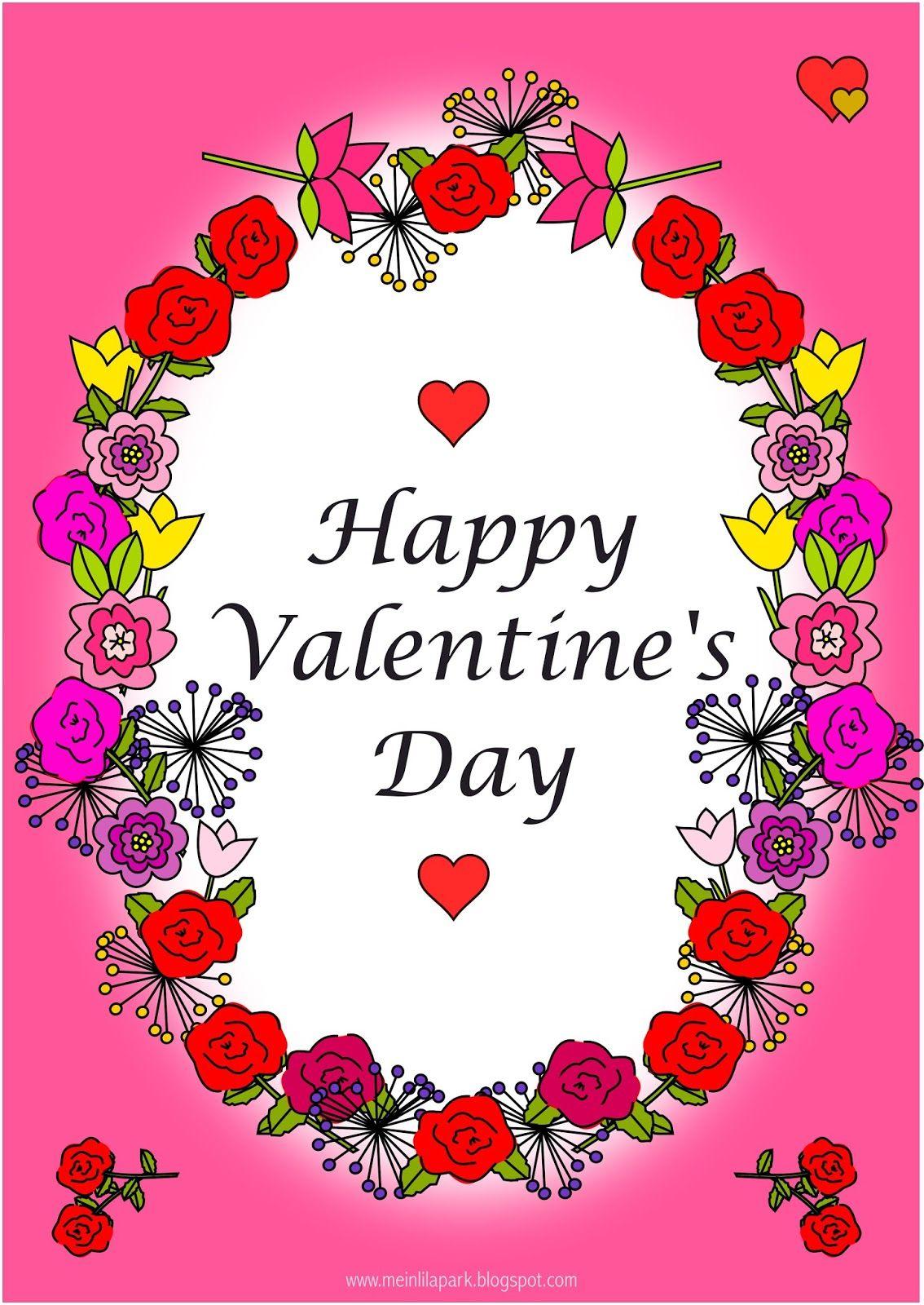 Ungewöhnlich Valentinsvorlagen Frei Druckbar Fotos - Beispiel ...