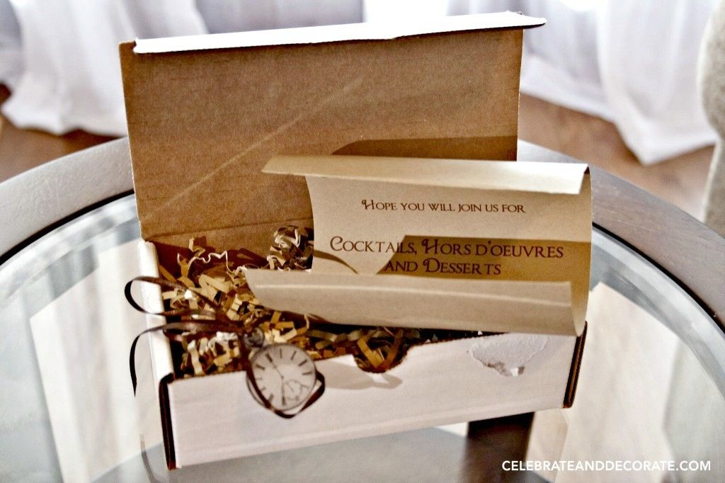 creative invitation perfect for a new years eve party