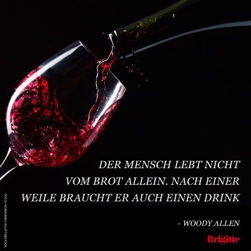 Die schönsten Sprüche rund ums Essen   Wein sprüche, Wein ...