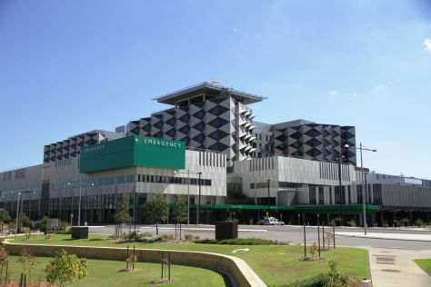 Fiona Stanley Hospital by Hassell