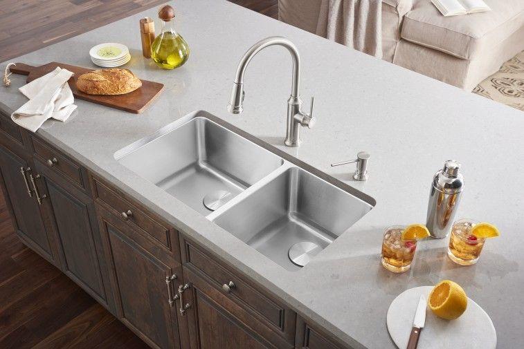 Blanco Formera 1 75 Bowl Kitchen Design Stainless Steel Kitchen