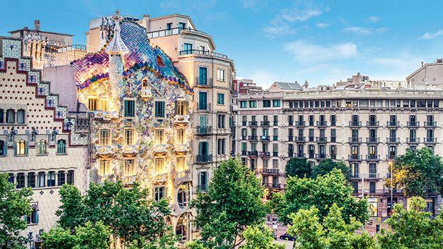 Maison de rêve à Barcelone