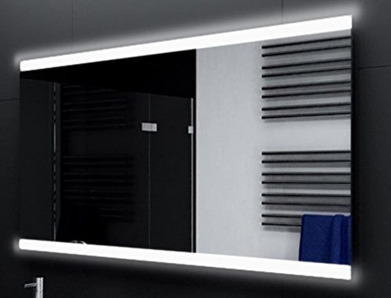 Badspiegel Designo Ma2510 Mit A Led Beleuchtung B 150 Cm X H