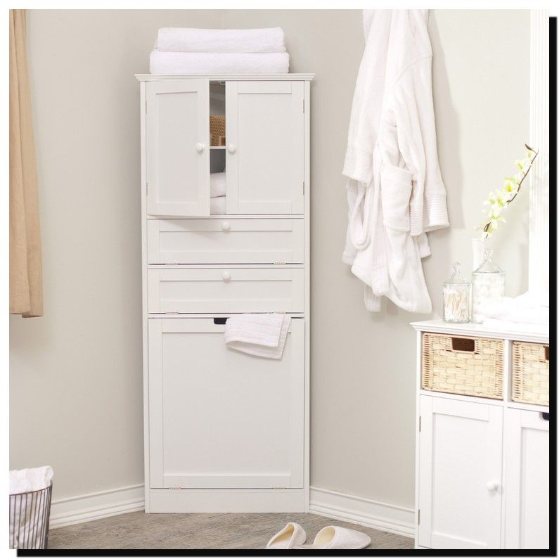 Tall Corner Cabinets For Bathroom Advice For Your Home Decoration White Bathroom Storage Bathroom Corner Storage Cabinet Corner Linen Cabinet