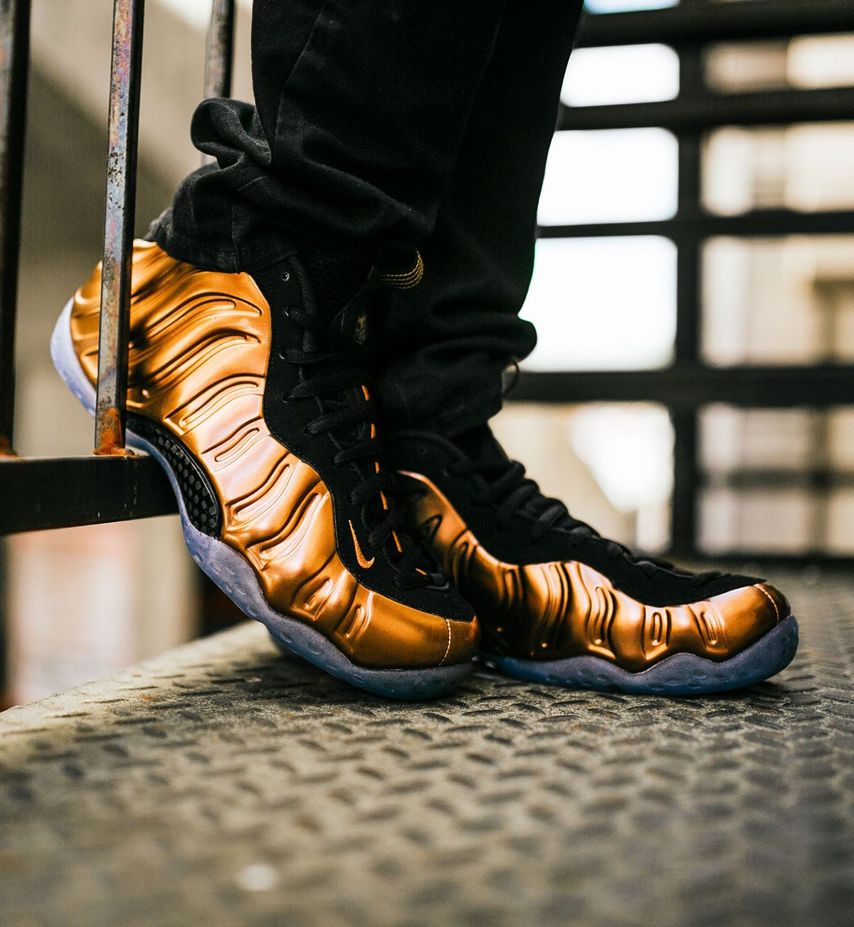 best website de800 5d1f6 On-Foot: Nike Air Foamposite One