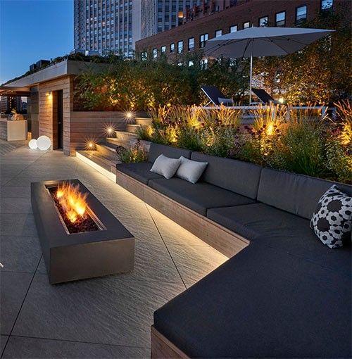 Rooftop Deck Ideas Diy
