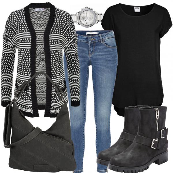 Freizeit Outfits: CasualThursday bei FrauenOutfits.de ...