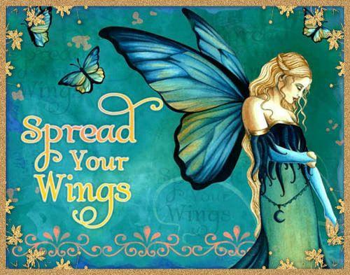 Spread Your Wings - yorkshire_rose Fan Art (12163316) - Fanpop