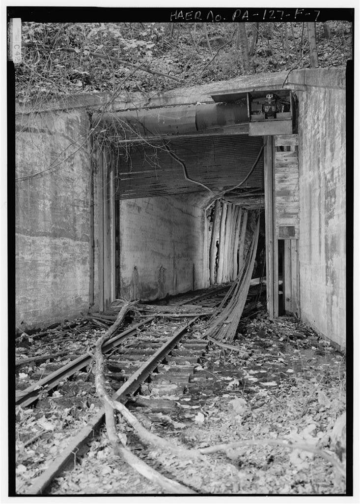 East Broad Top Railroad Rockhill Furnace pa