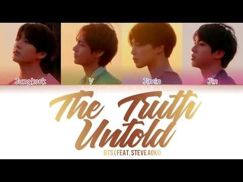 Download lagu bts truth untold