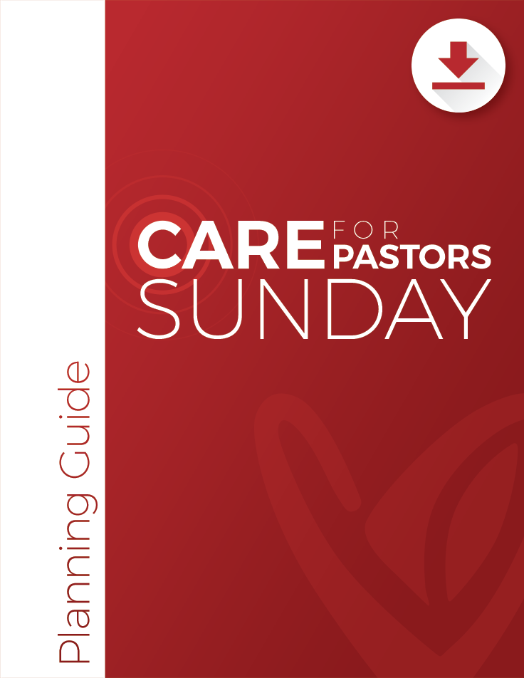 October is Pastor Appreciation Month, and Care for Pastors Sunday is a great way…