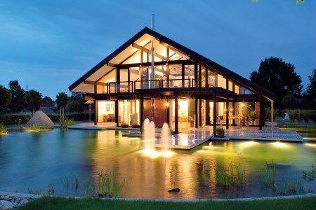 Traumhaus am see  Pin von Dakota Disher auf dream house | Pinterest | Garten münchen ...