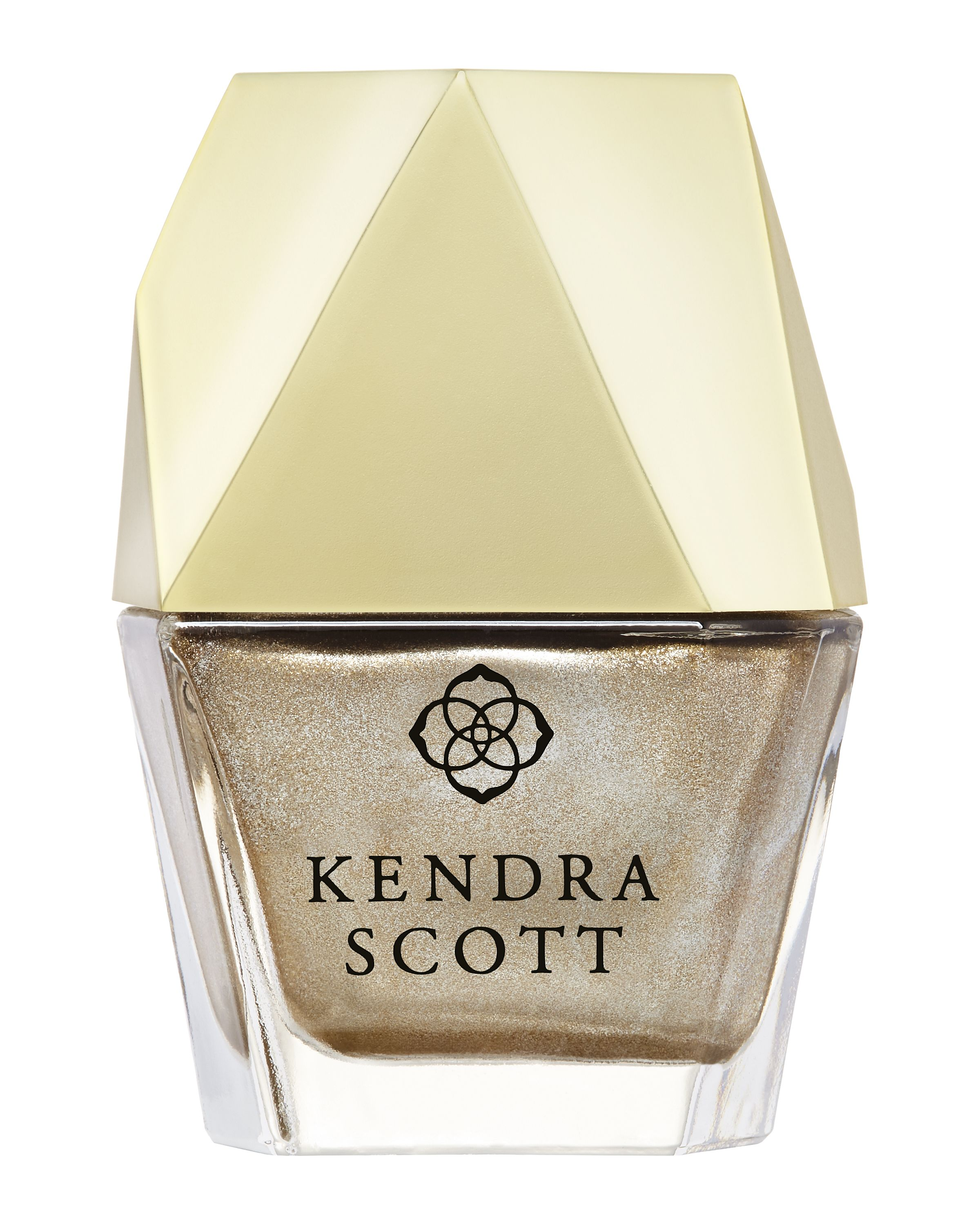 add shine to your style with our Gold Metallic Nail Lacquer - Kendra ...