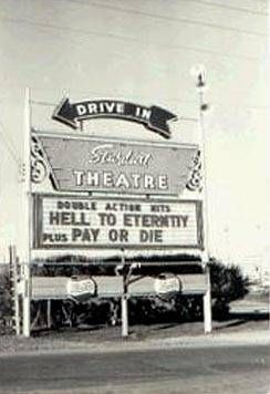 Stardust Drive In In Las Vegas Nevada I Remember Going To This