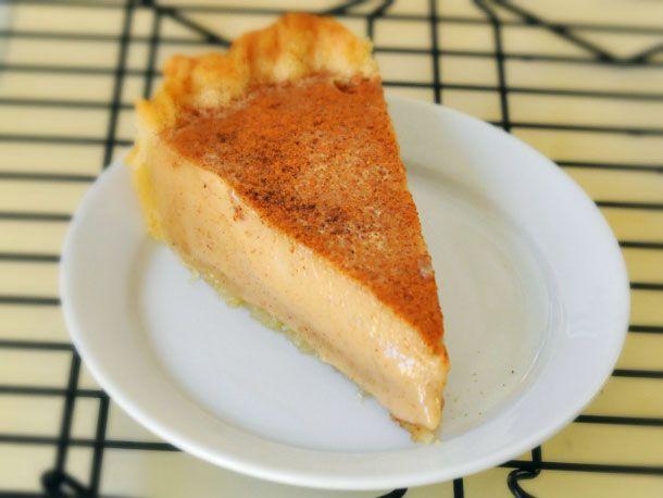 Hoosier Sugar Cream Pie Rezept Hoosier Sugar Cream Pie Rezept #dessertrezept #rezepte  #trifl... #sugarcreampie