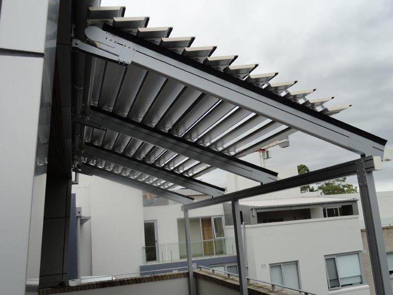 Retractable Pergola Roof Guarantees Privacy And Shade In Your Pergola Best Pergola Ideas Pergola Shade Pergola With Roof Pergola Ideas For Patio