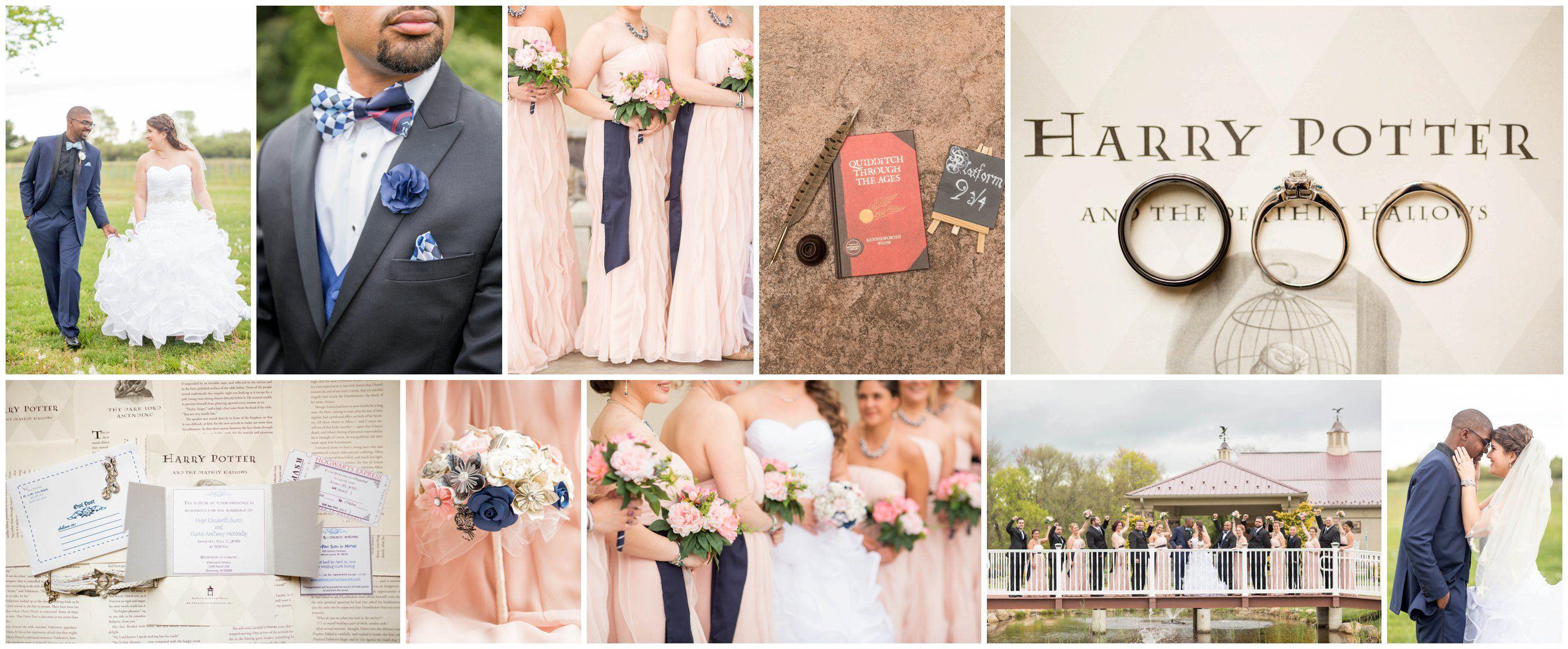 Harry potter wedding dress  HARRY POTTER WEDDING kaitlinnoelphotographyblogvalenzano