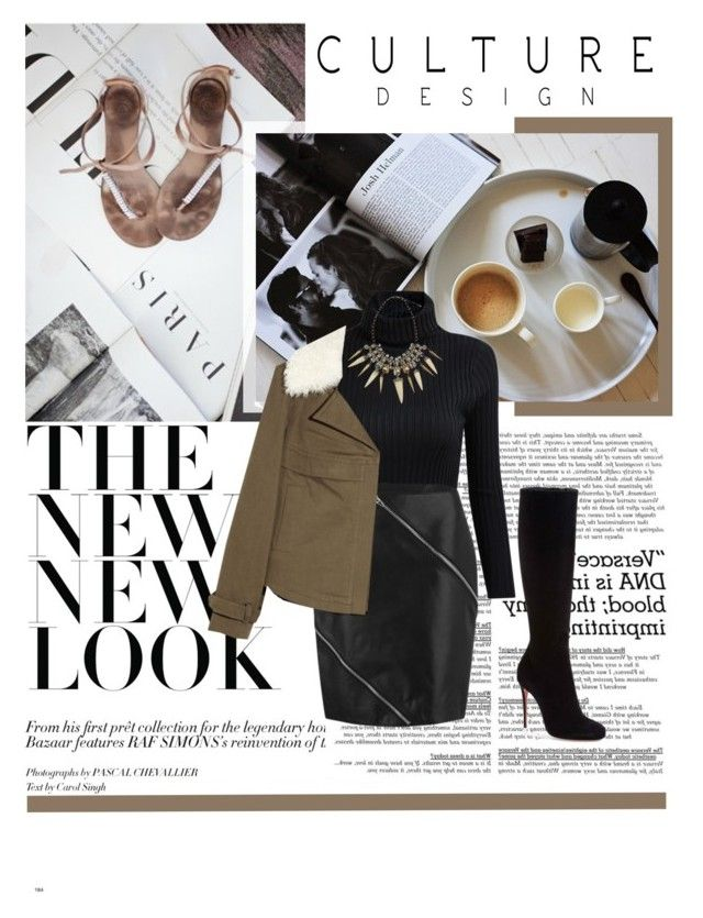 """It's autumn o'clock"" by emeliet ❤ liked on Polyvore featuring Christian Louboutin, Alexander Wang and Derek Lam"