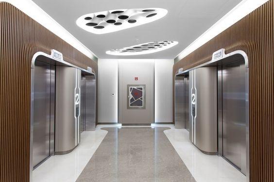 LIV HOSPITAL / ULUS / Design By Zoom TPU:   Hospital interior