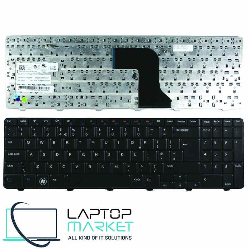 New Uk Keyboard For Dell Inspiron 15r