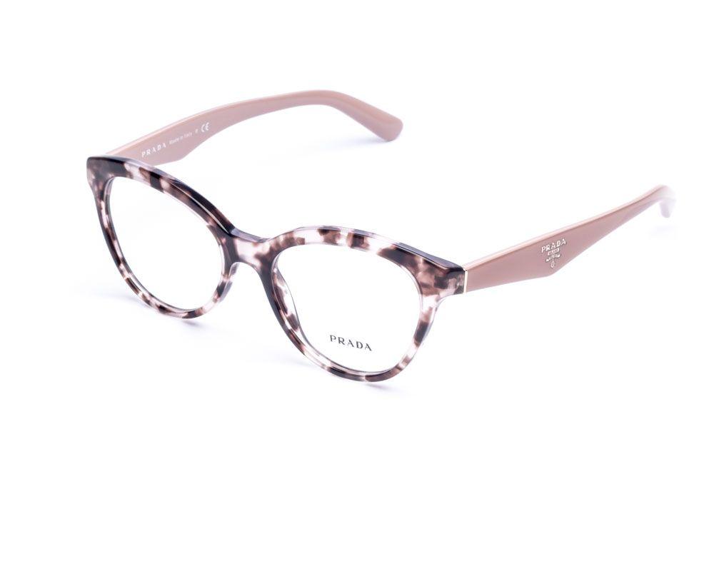c642058c4ad8f Imagem de Prada - modelo PR11R ROJ-1O1 - Tamanho 52   Glasses ...