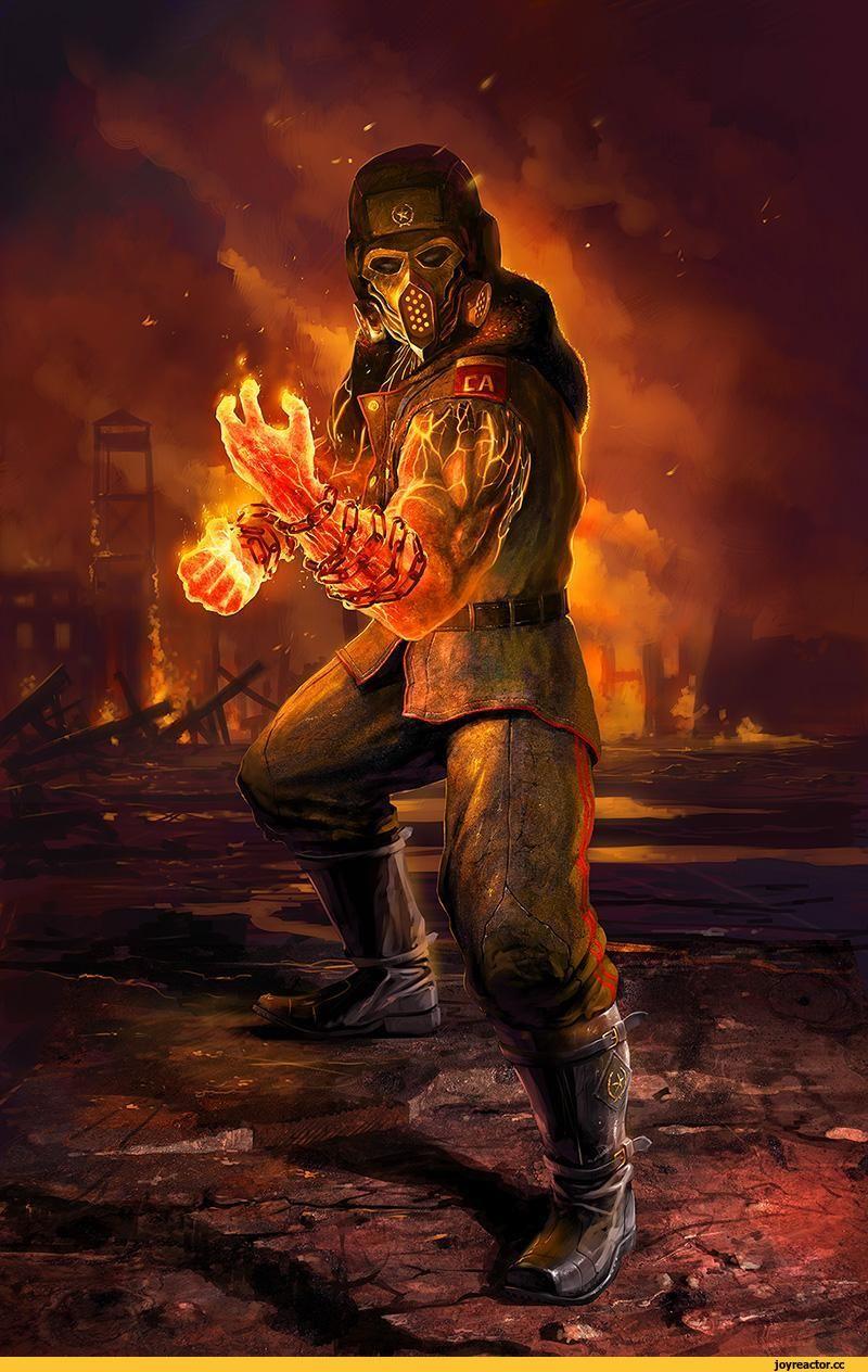 Scorpion (MK),Mortal Kombat,Мортал Комбат, Mortal Combat