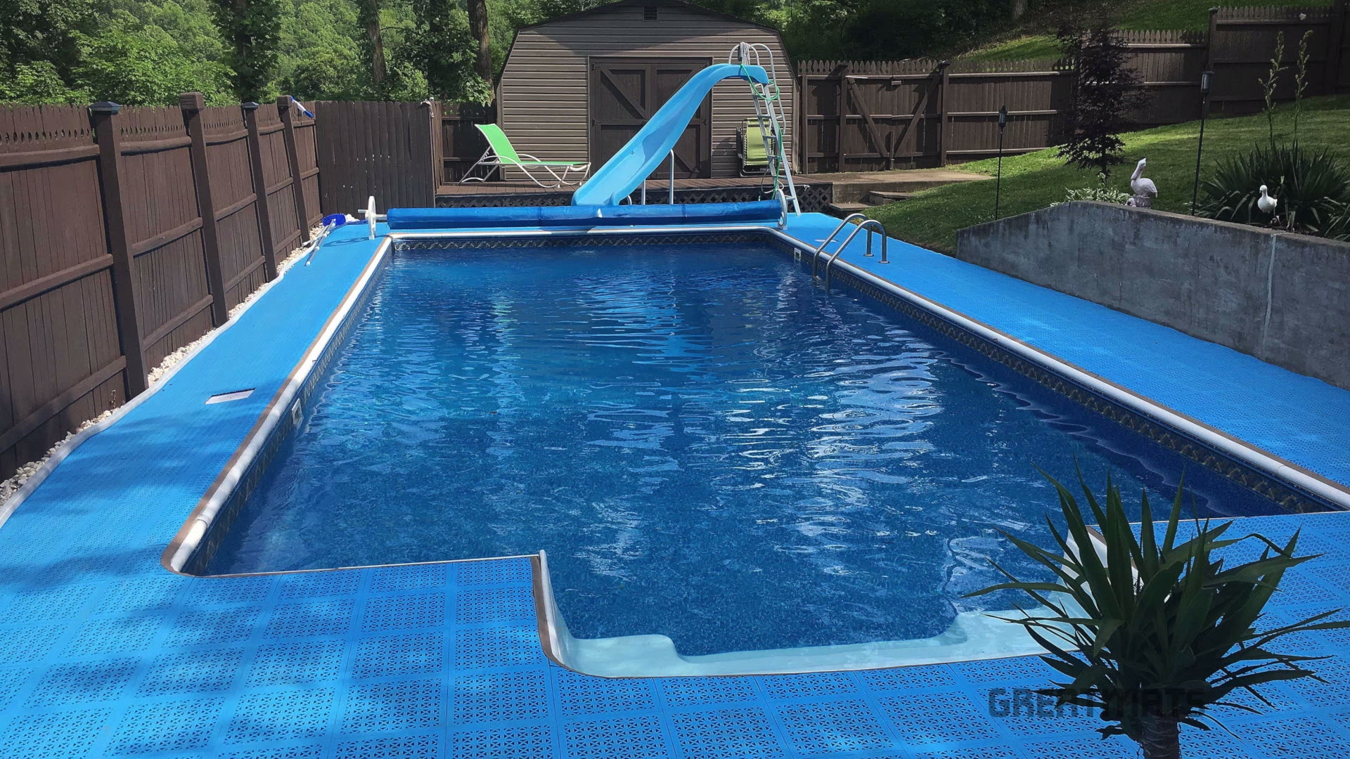 I Have Never Found Doing This Before Fun Landscaping Ideas In 2020 Pool Landscaping Swimming Pool Designs Pool Designs