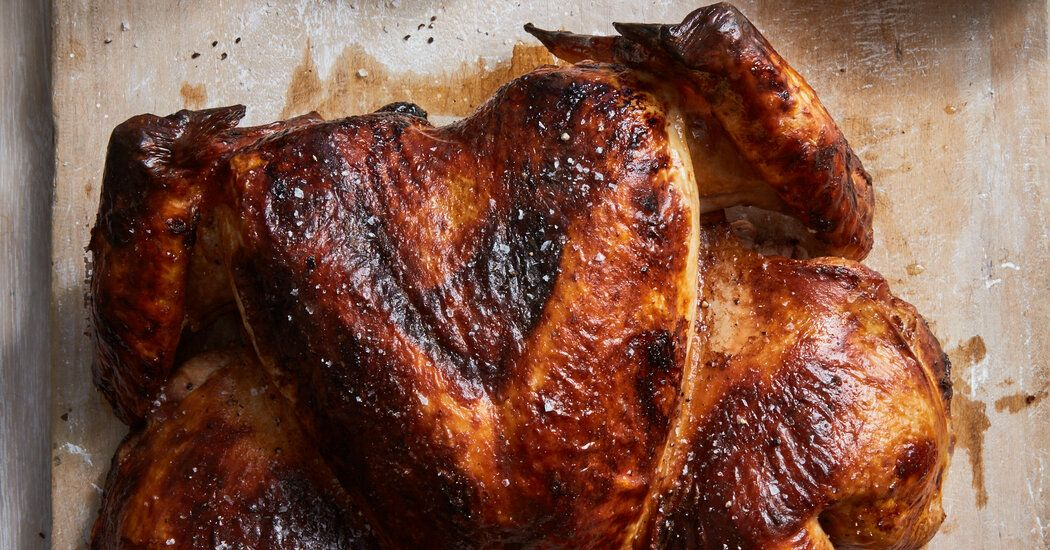 The Buttermilk Brined Turkey Of Your Thanksgiving Dreams In 2020 Roast Chicken Recipes Turkey Brine Recipes Savoury Food