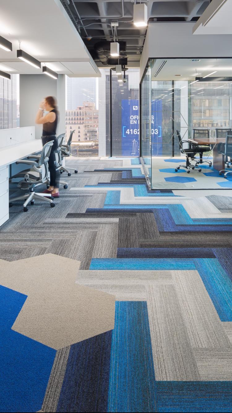 Saturate Tiles Hexagon Tiles By Shaw Contract Carpet Tiles