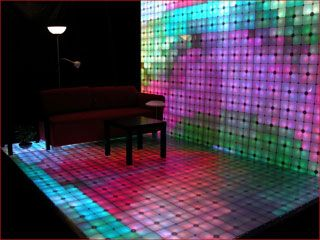 Las Vegas Dance Floors Have Never Been Easier 24 Seven Productions Is Proud To Introduce Light Event Lighting Design Interactive Lighting Light Up Dance Floor